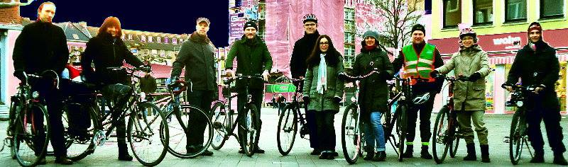 Critical Mass im Februar